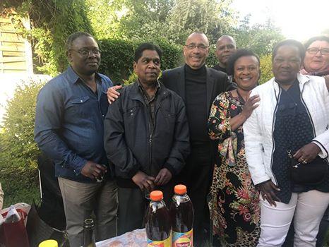 À la fête des voisins de la tour Joyen Boulard