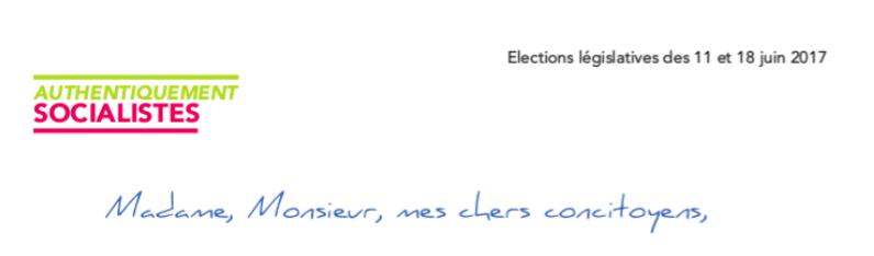 Lettre de soutien de LaurentCathala