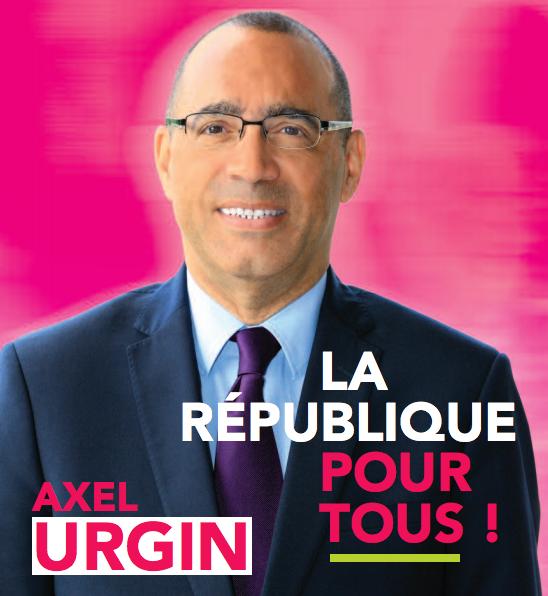 «La République pour tous !»: découvrez le programme d'AxelUrgin