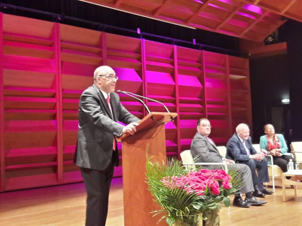 Mon discours lors de la réunion publique à Créteil avec Christiane Taubira et LaurentCathala